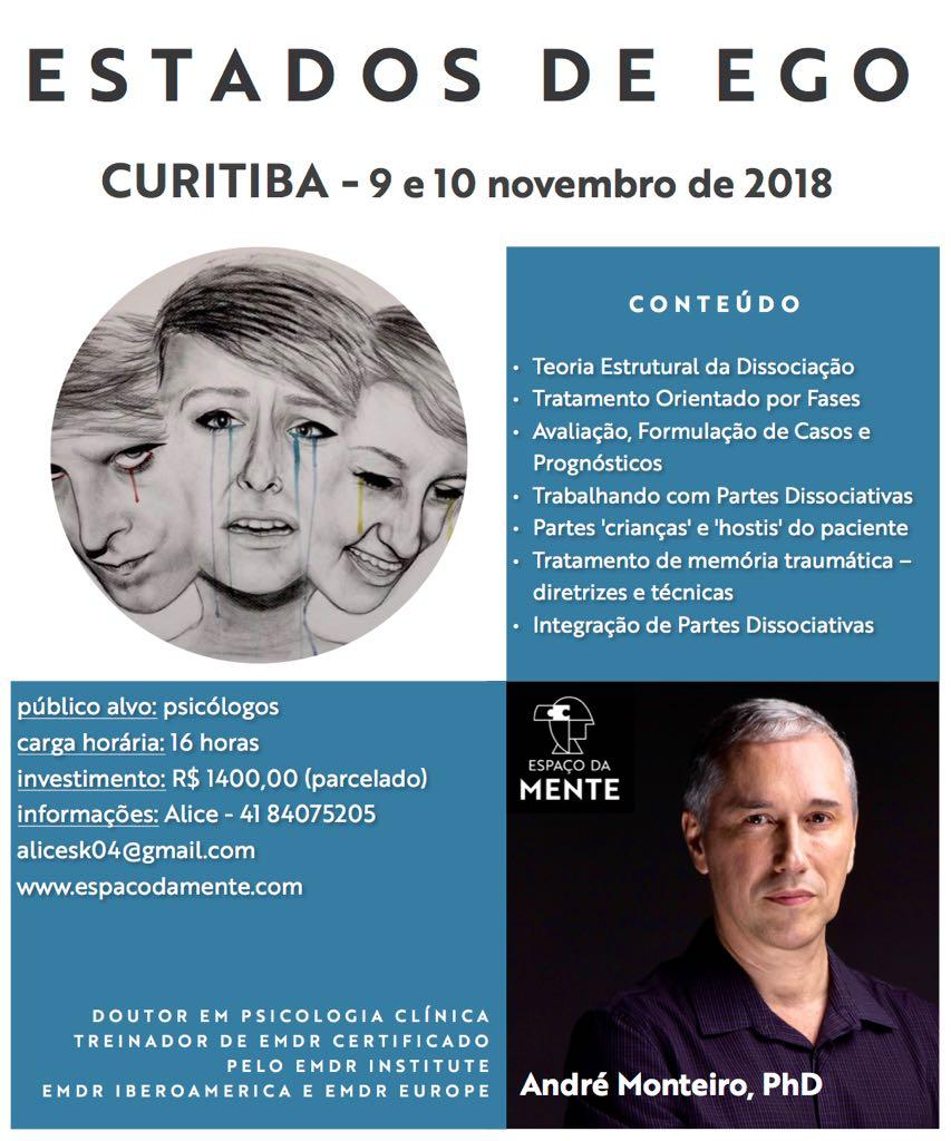 flyer - Estado de Ego. Nov 18